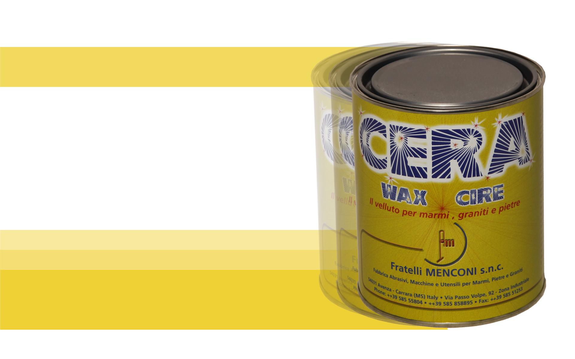Cera gialla